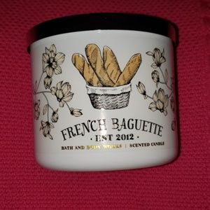 Brand New B&BW French Baguette Scented Candle